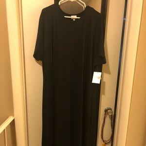 NWT Lularoe Black Maria dress